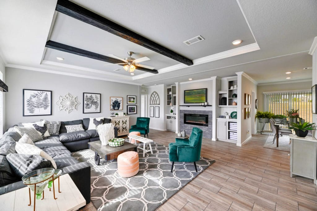 Farmhouse flex interior