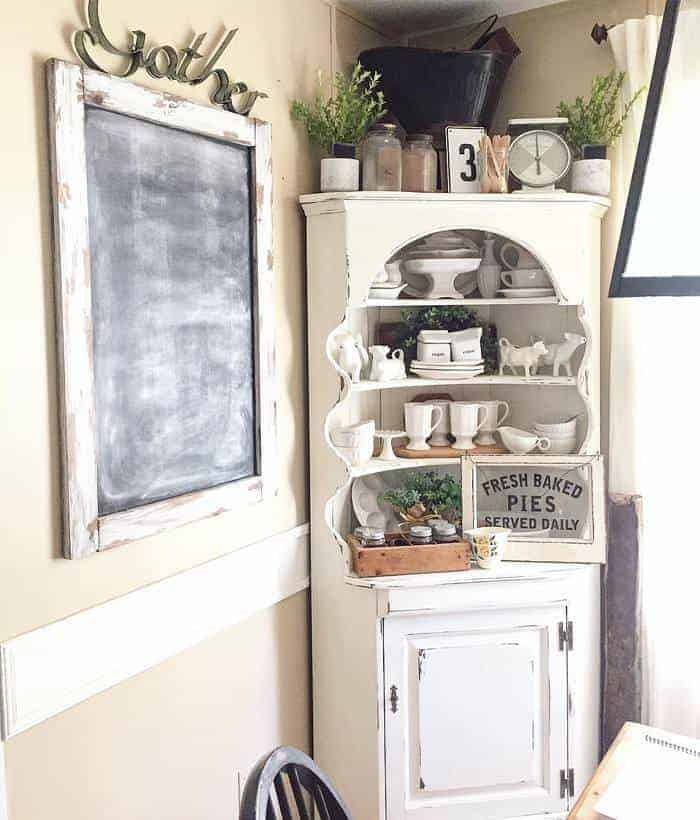 Farmhouse-style-cabinet