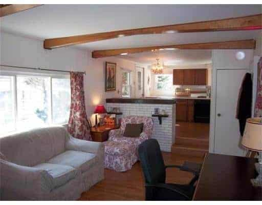 Faux Wood Beams On Ceilings