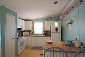 features of 1985 mobile homes-kitchen 1985 brookside