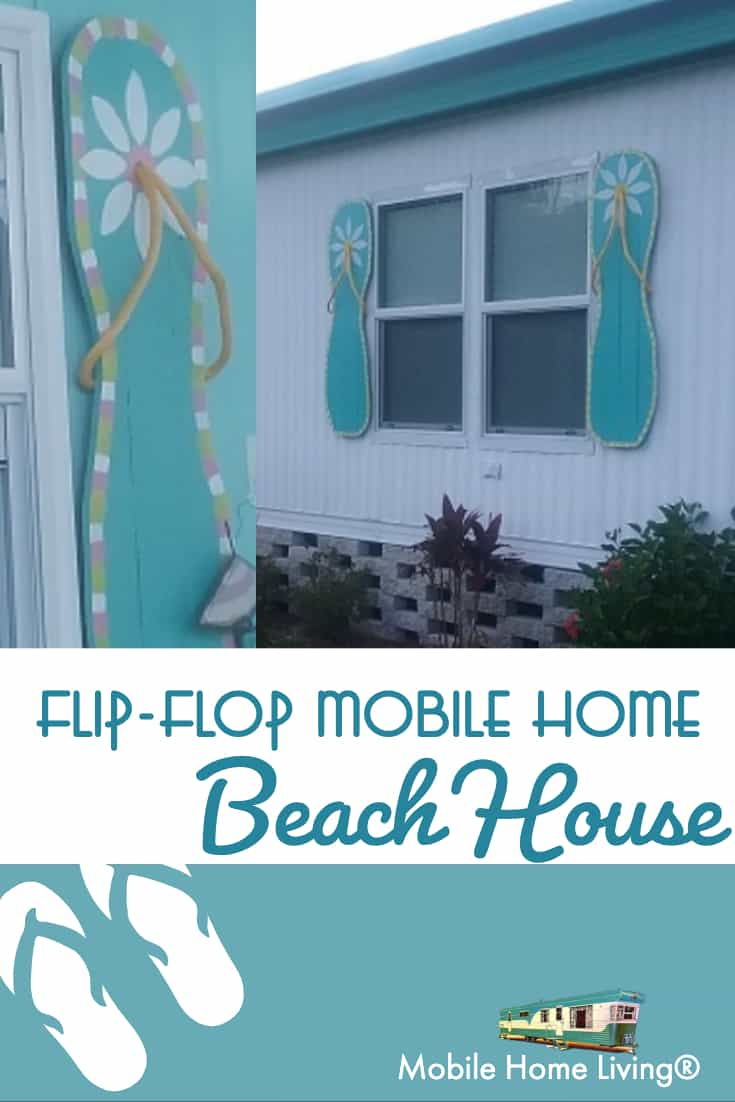 Flip Flop Mobile Home Beach House 2