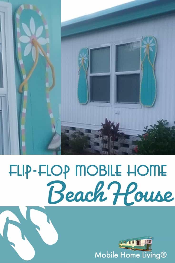Flip Flop Mobile Home Beach House 2