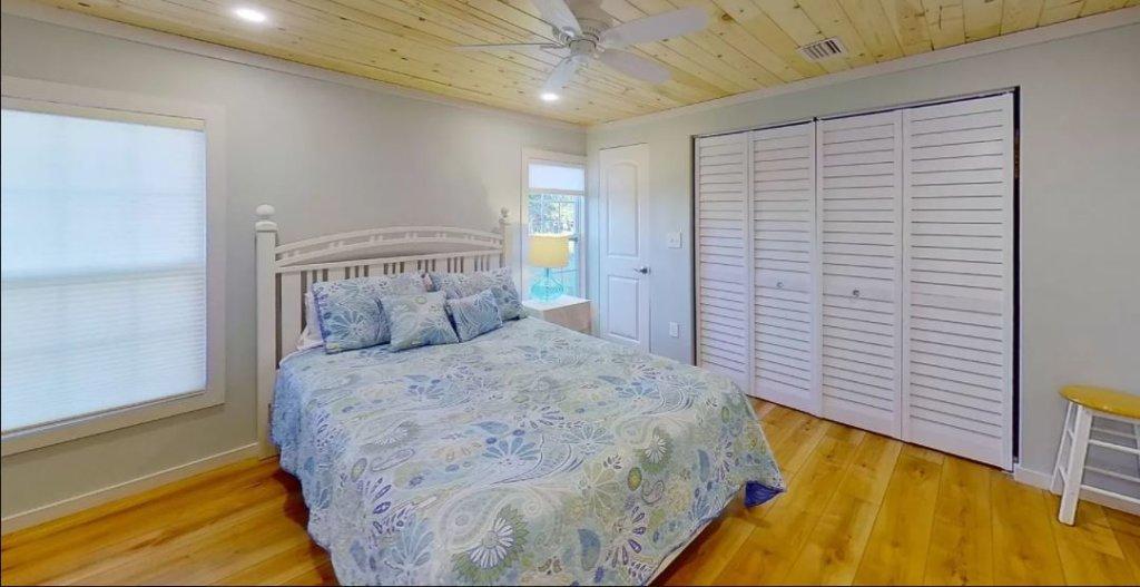 Florida double wide bedroom 2