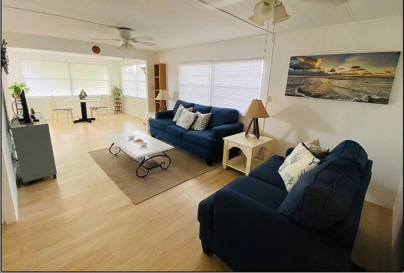 Florida living room 1