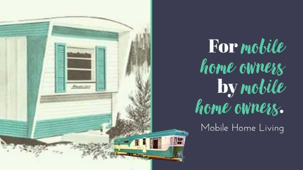 For Mobile Home Owners Banner 3