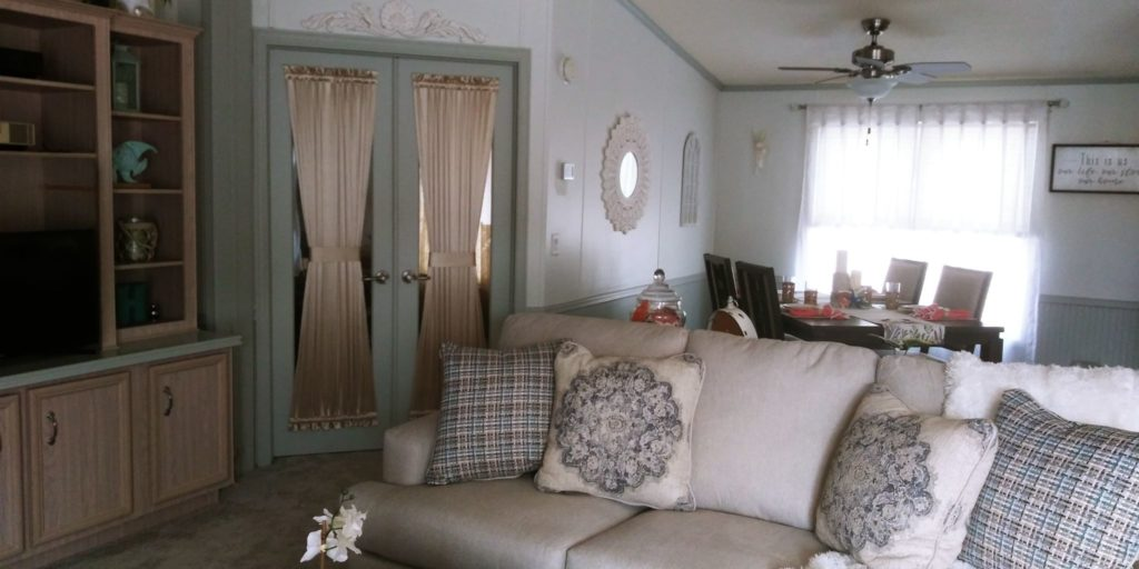 Franklin double wide french doors
