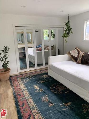 Guest Bedroom Remodeled 1973 Double Wide Mobile Home In 173 Paradise Cove CA 1.1 Million Copy