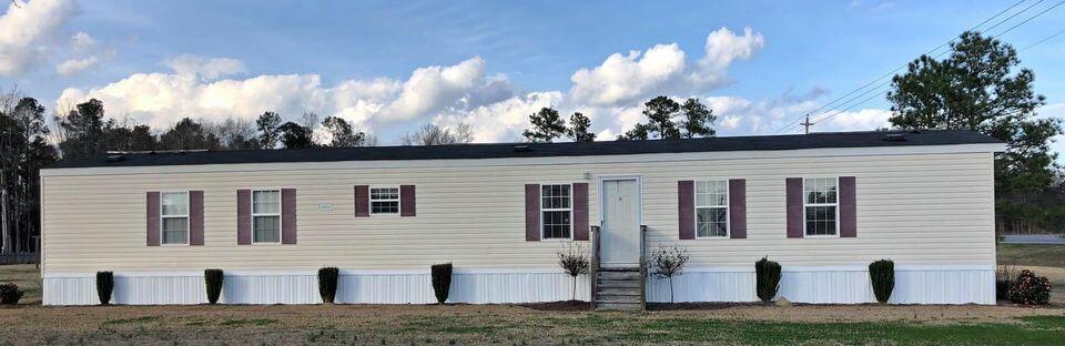 Impressive mobile homes south carolina exterior