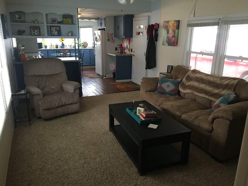 Iowa Living Room