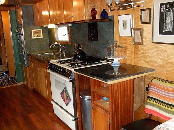 Kitchen In Spartan Executive Mansion Updated Kitchen 2