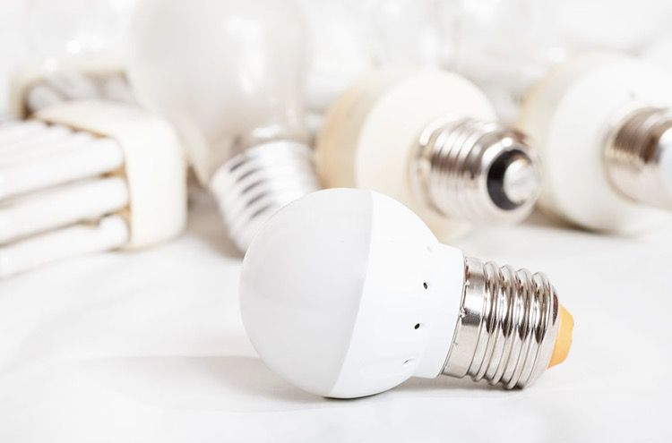 Light bulbs that save energy