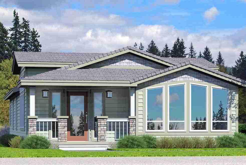 manufactured home design options-exterior