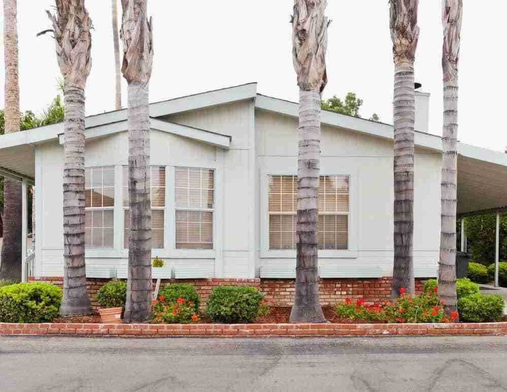 manufactured home exterior design ideas