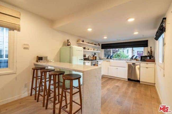 Manufactured home for sale in california malibumodern kitchen in mobile home
