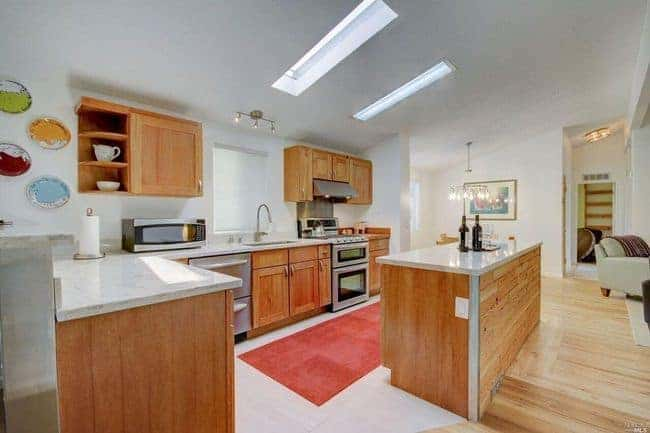 manufactured home for sale in California san rafeal - kitchen