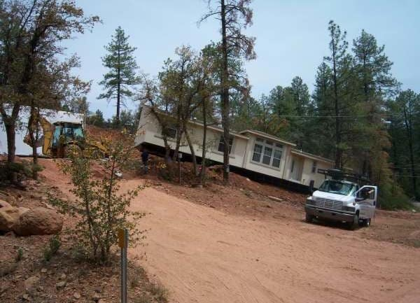 Manufactured Home Site-Prep: Soil, Drainage, and Grading