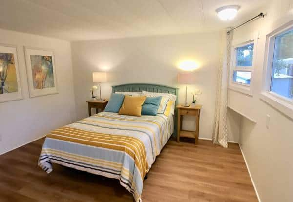 Marlette mobile home 2nd bedroom