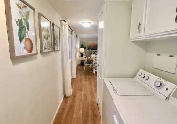 Marlette Mobile Home Hallway
