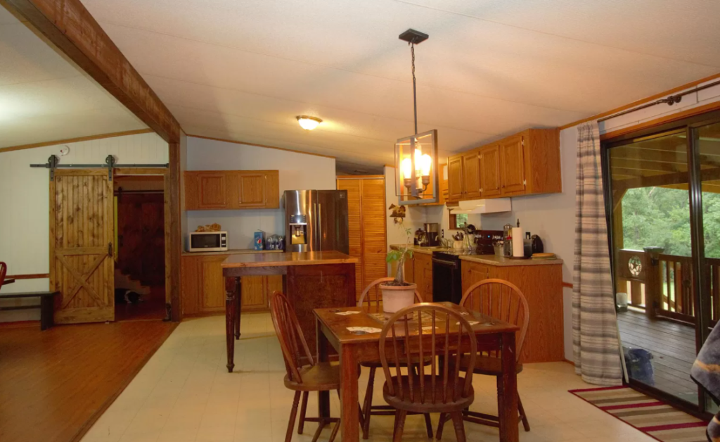 Mississippi kitchen