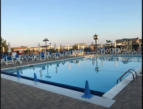 Mobile home communities montauk shores swimming pool