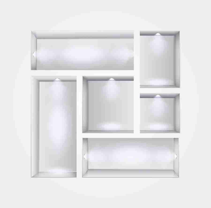 Mobile Home Decor – Smart Shelving Space