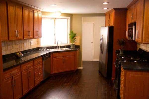 mobile home decorating ideas - kitchen tips