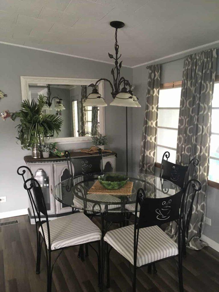 Mobile home lighting update