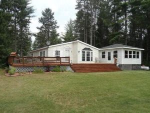 mobile home living in michigan-addition