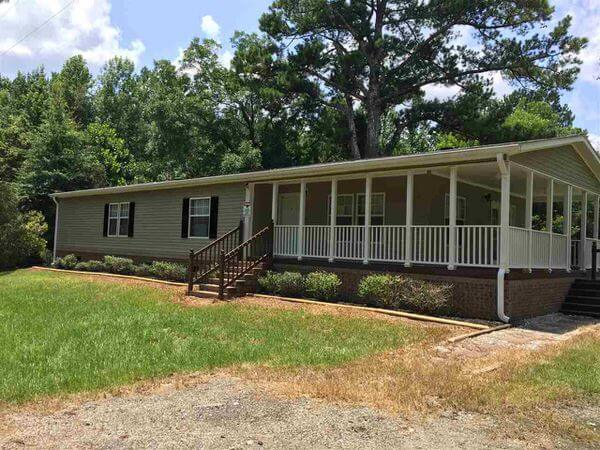 mobile home living in mississippi-double wide