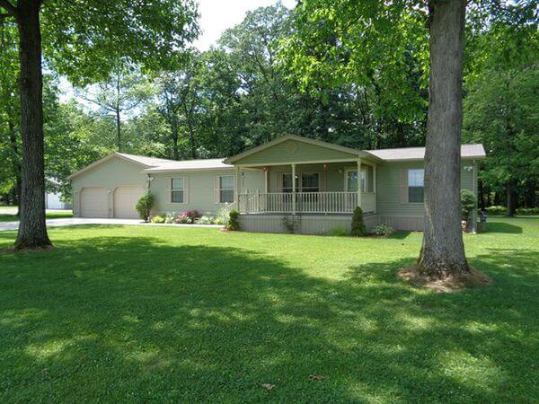 mobile home living in pennsylvania-double wide