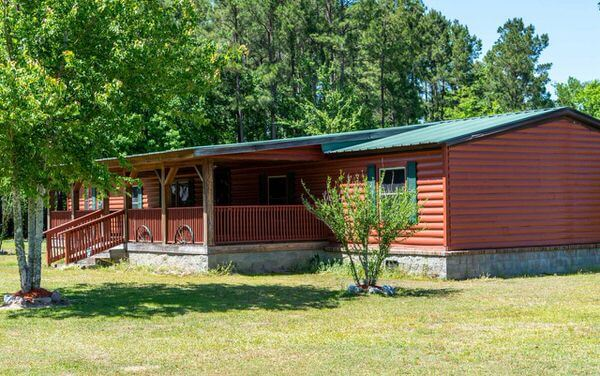mobile home living in south carolina-gorgeous exterior