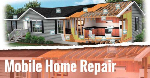 mobile home repair banner 500 opt