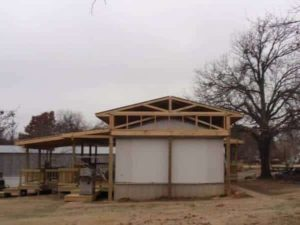 Mobile Home Roof Over Designs Metal Installed Over Home