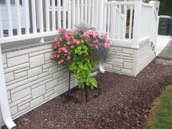 mobile home skirting-feature image