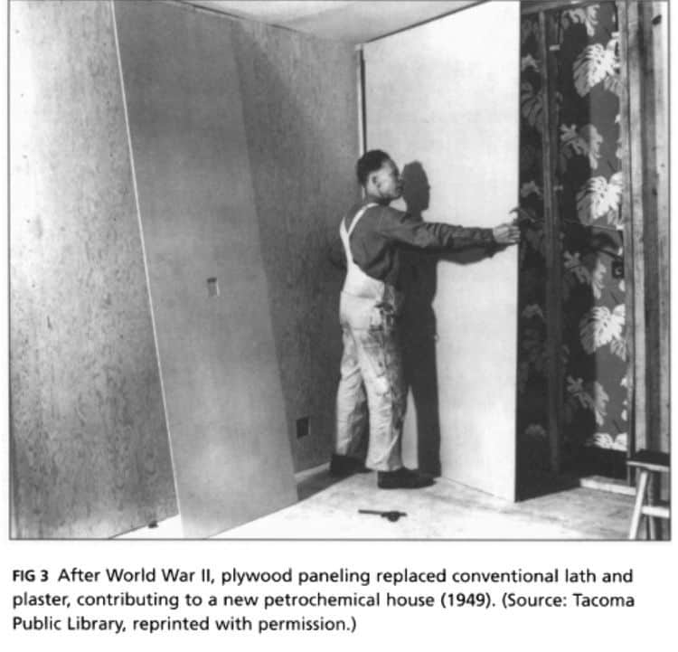 mobile home syndrome - replacing wall panels