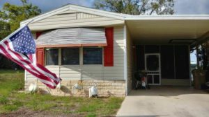 mobile homes for sale this Spring-florida park exterior