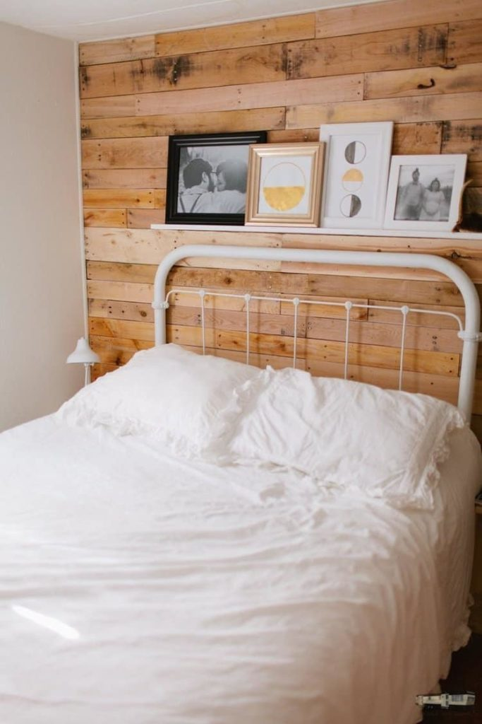 Modernly Decorated Mobile Home Bedroom 2 Jpg