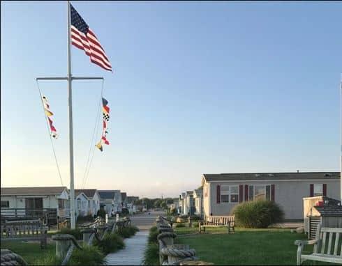 Montauk shores homes view