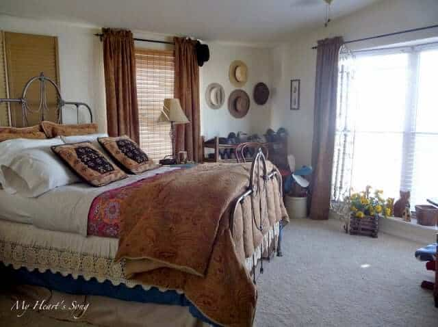 My Hearts Song Bedroom