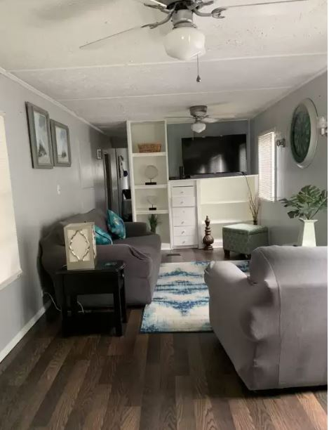 Myrtle beach living room