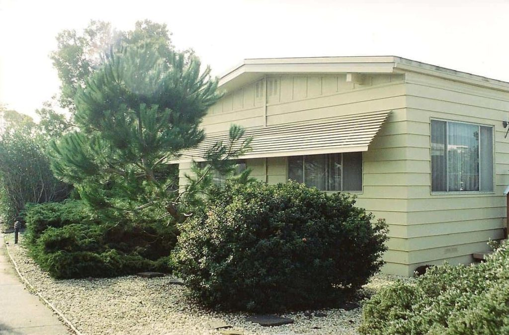Natural Landscaping Design Around Double Wide Mobile Home Million Dollar Mobile Home 1 Jpg