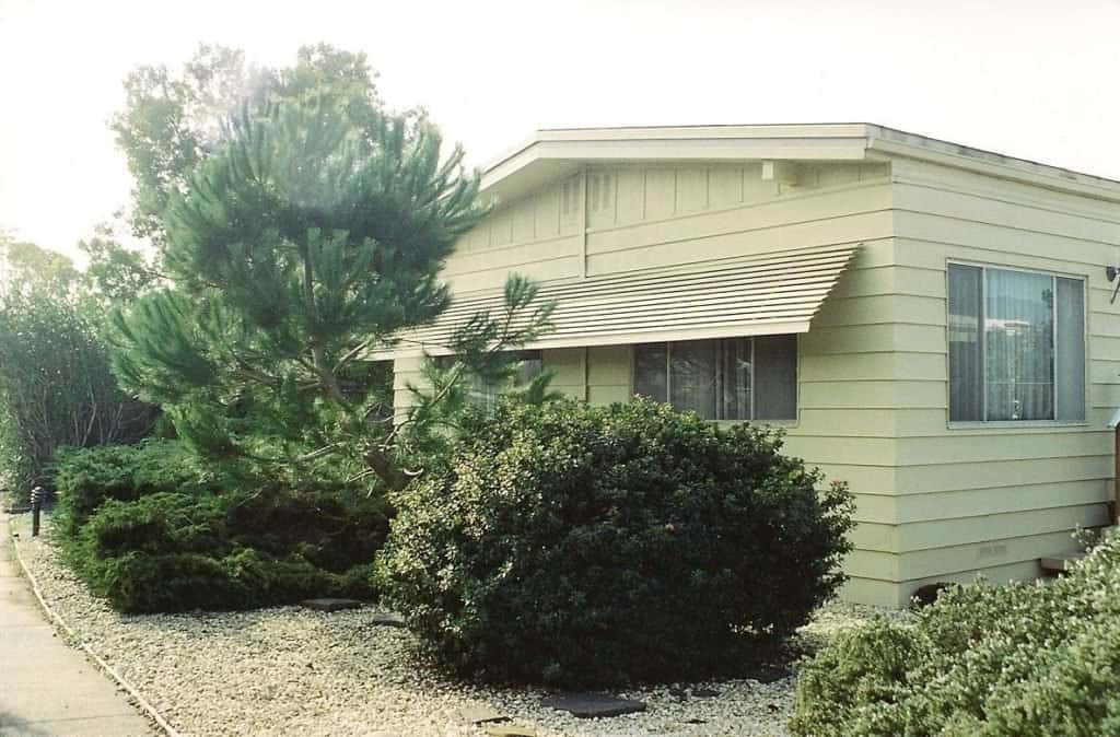 Natural Landscaping Design Around Double Wide Mobile Home Million Dollar Mobile Home