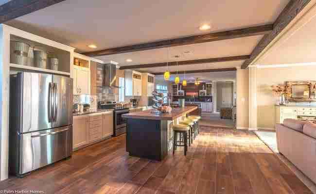 new mobile home design-kitchen 2