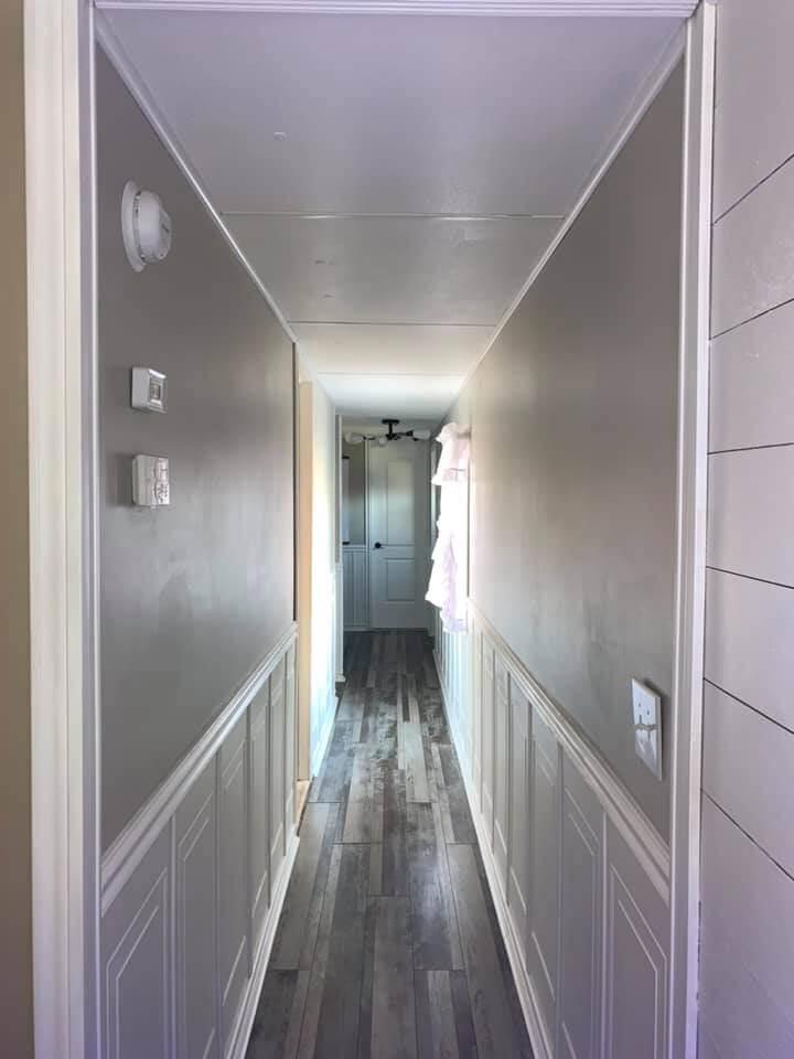New york hallway