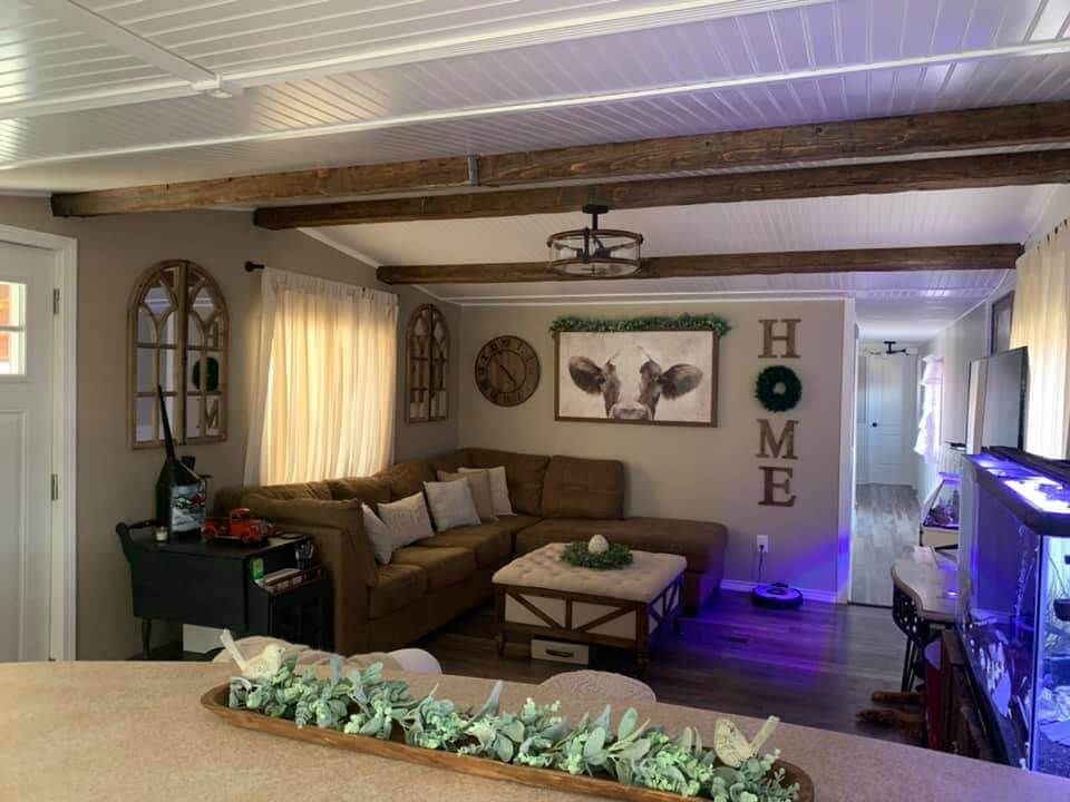 New york living room 2