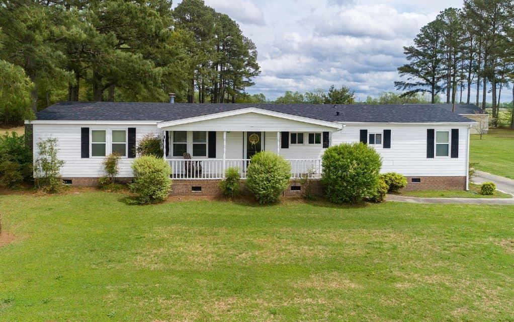 North Carolina Home On Permanent Foundation
