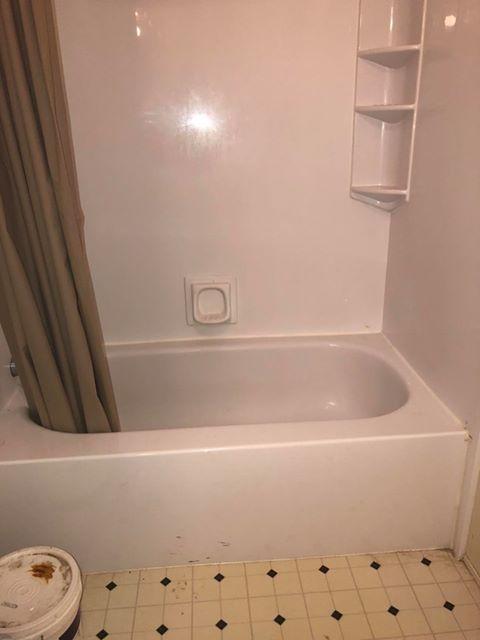 Ohio double wide bathroom