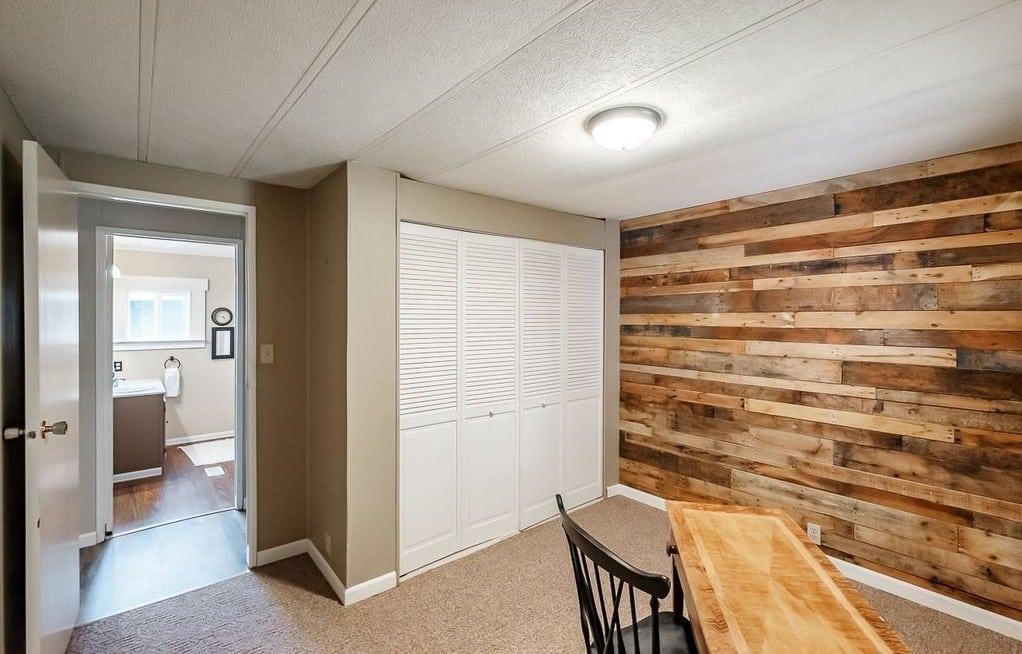Oregon Double Wide Second Bedroom