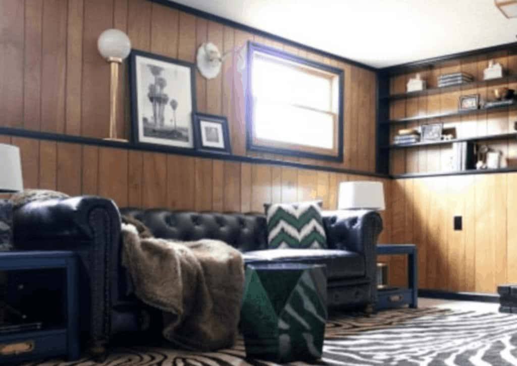 How To Paint Wood Paneling In Mobile Homes The Right Way