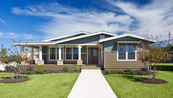 palm harbWhat Manufactured Homes and Site-Built Homes have in Commonor manufactured home model